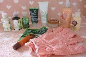 Haul the Body Shop (ré-ouverture Toulouse-Gramont)