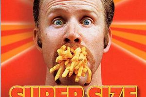 """Super size me"" : A table avec Mc Do"