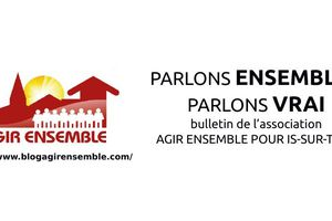 Bulletin d'information d'Agir Ensemble, juin 2015