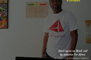 """""""Cet entrepreneur en a des choses à vous dire. De son parcours, de ses chemins, de sa passion..Bref, de comment l'entrepreneuriat a changé sa vie. Venez l'écouter ce dimanche en clôture de notre #StartupWK """""""