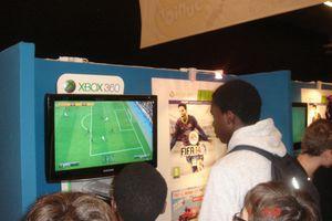 Tournoi  de FIFA sur XBOX 360