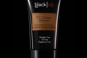 la CC Cream de chez Black up