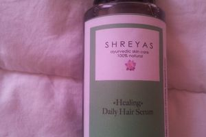 Healing Daily hair serum Shreyas