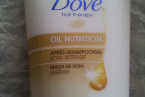 Dove oil nutrition