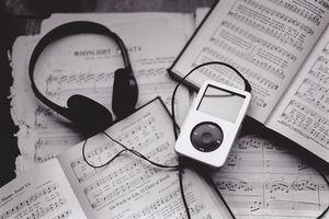 Ce que j'écoute comme musique ?
