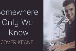 Somewhere Only We Know - Keane - (Cover Paul )