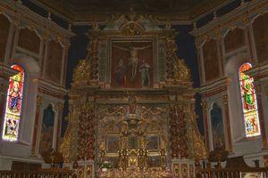 Eglise Saint Fructueux , Itxassou