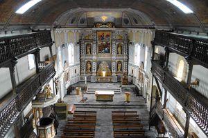 Eglise Saint Etienne, Espelette