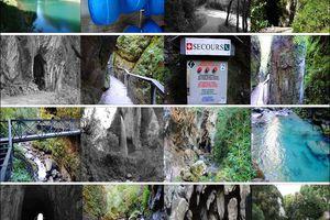 Gorges de Kakouetta, Saint-Engrâce (Pyrénées-Atlantiques 64) AAA Promenade
