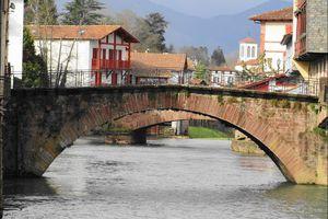 Pont Notre-Dame ou Sainte-Marie de Saint-Jean-Pied-de-Port