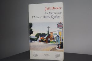 La vérité sur l'affaire Harry Quebert, Joël...