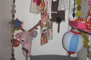 Chez Esther, chambre de bebe