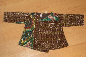 paletot africain pour bebe