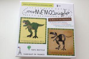 Memory dinosaures