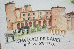 Le chateau de Ravel