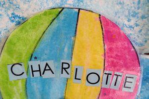 Charlotte mongolfière