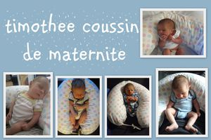 coussin maternite timothee