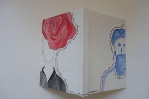 Carnet illustré Amélie Nothomb