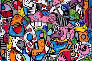 Peinture, 20 01 2015