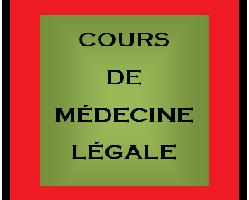 LES BLESSURES EN MEDECINE LEGALE (diagnostic médico-légal des blessures)