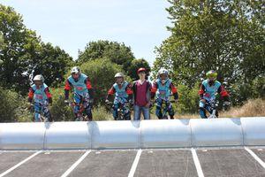 ECPP:La piste de BMX Homologuée,piste régional