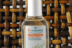 Puressentiel et son gel hydro alcoolique aux 3 huiles essentielles