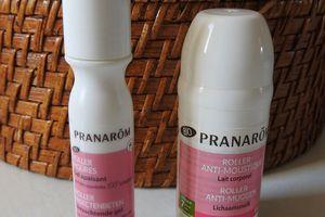 Gamme anti-moustiques Pranabb de Pranarom