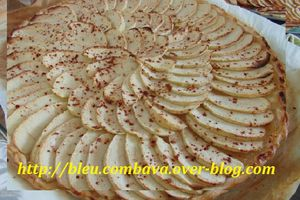 Tarte Fine aux Pommes ultra simple