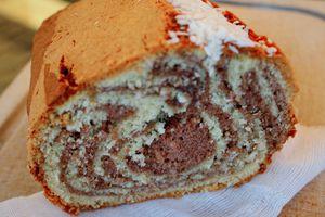 Gâteau Marbré Choco Coco