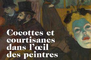 COCOTTES ET COURTISANES DANS L'ŒIL DES PEINTRES de Sandra Paugam (marathon Dvdtrafic, jour 8).