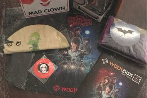 WOOTBOX « Nightmare » Octobre 2017 [unboxing]