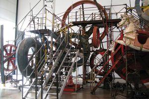 Le musée Tinguely de Bâle