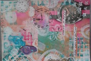 Art journal.documented life project.week 28.