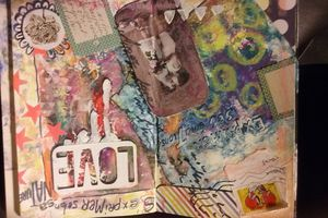 Art journal et le positiv journal 2016.