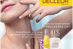Gamme Prolagène Lift Decléor