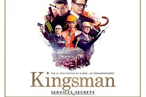 Kingsman - Matthew Vaughn (film review)
