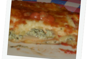 Cannelloni brousse-epinard