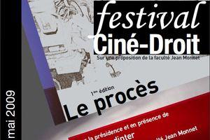 Festival Ciné-Droit 2009 : le procès