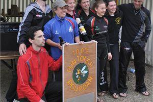 Victoire au Tournoi de Dourdan !