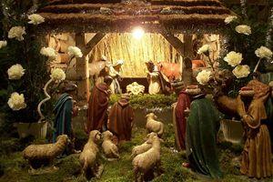 Les personnages de la crèche de Noël1
