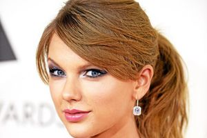 Un make-up glam comme Taylor Swift !