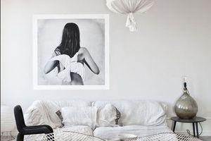 Mon blanc salon