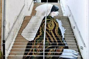 graFf escalier