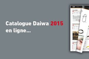Catalogue Daiwa 2015 (FR).