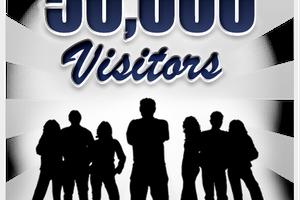 50.000 Visiteurs !!! Merci !!!