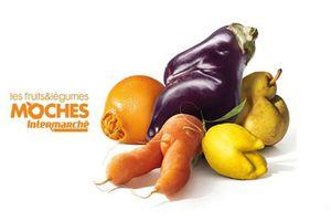 Le retour des fruits et des légumes moches ...