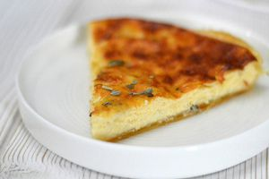 Tarte aux 3 Fromages