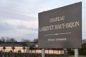A la découverte du Château Larrivet Haut-Brion