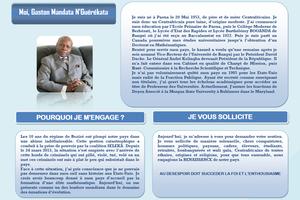 Moi, Gaston Mandata N'Guérékata