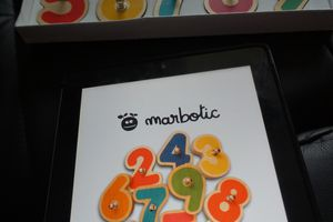 Marbotic, l'application en bois, pour tablette ! [test]